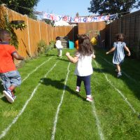 London childcare