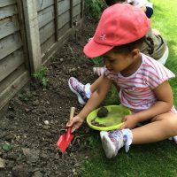 nurseries in palmers green