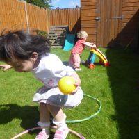 nurseries enfield